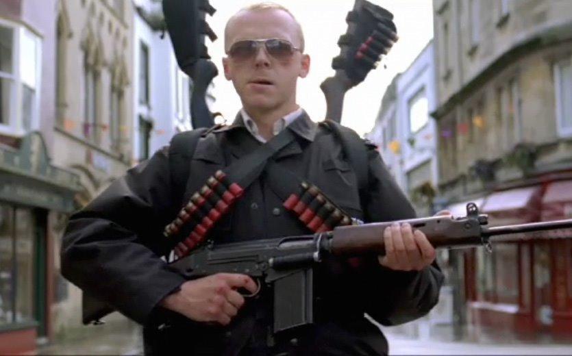 Súper policías. Got-gun