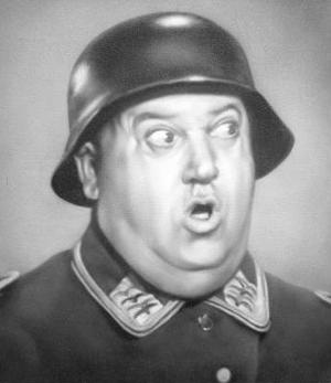 soldado wehrmach gordo
