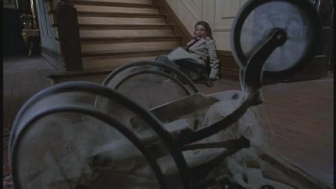 la silla de ruedas del diablo
