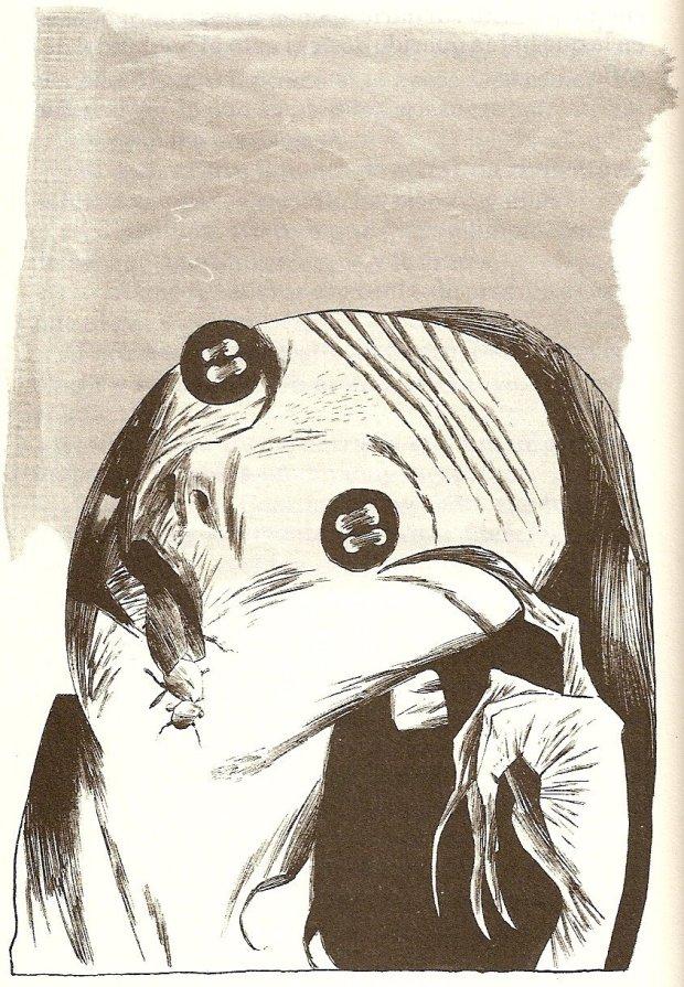 coraline ilustracion libro