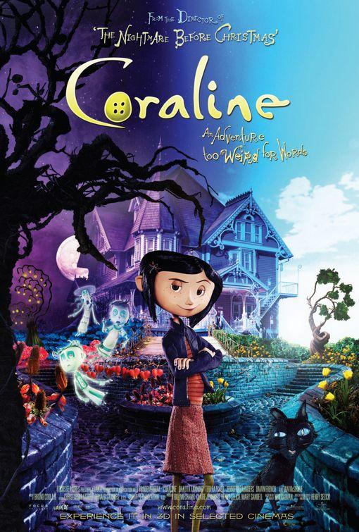 Coraline portada