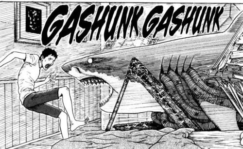 GASHUNK gyo