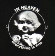 fine in heaven