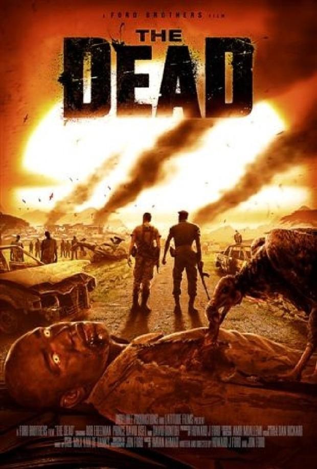 los muertos portada