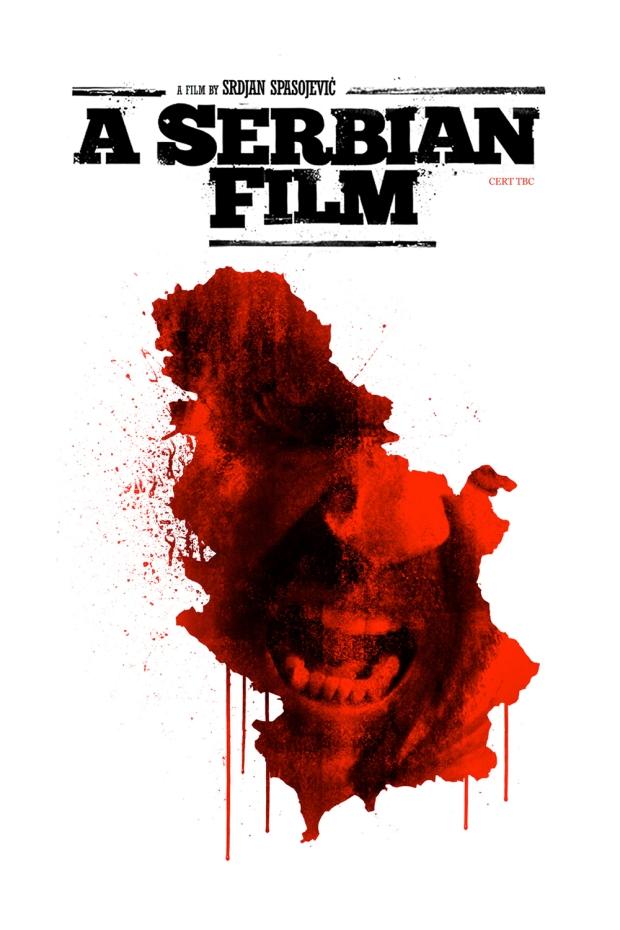 a serbian film portada