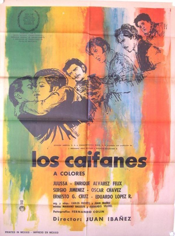 Los Caifanes (1967): Flaneurs a la mexicana