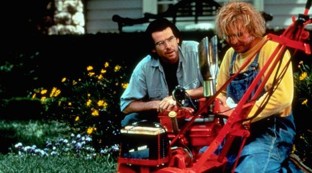 el jardinero y el no jardinero