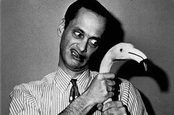 john waters y su flamingo
