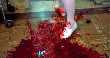 enfermera sangre