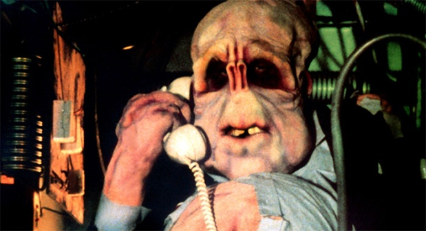 alien phone home bad taste