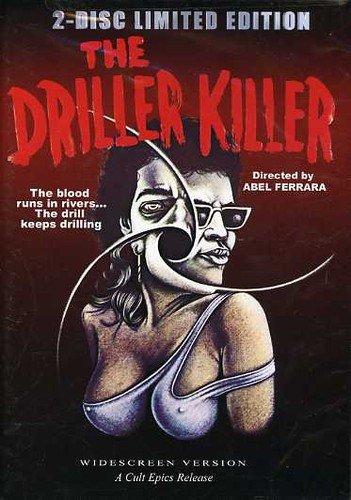 The Driller Killer portada 2
