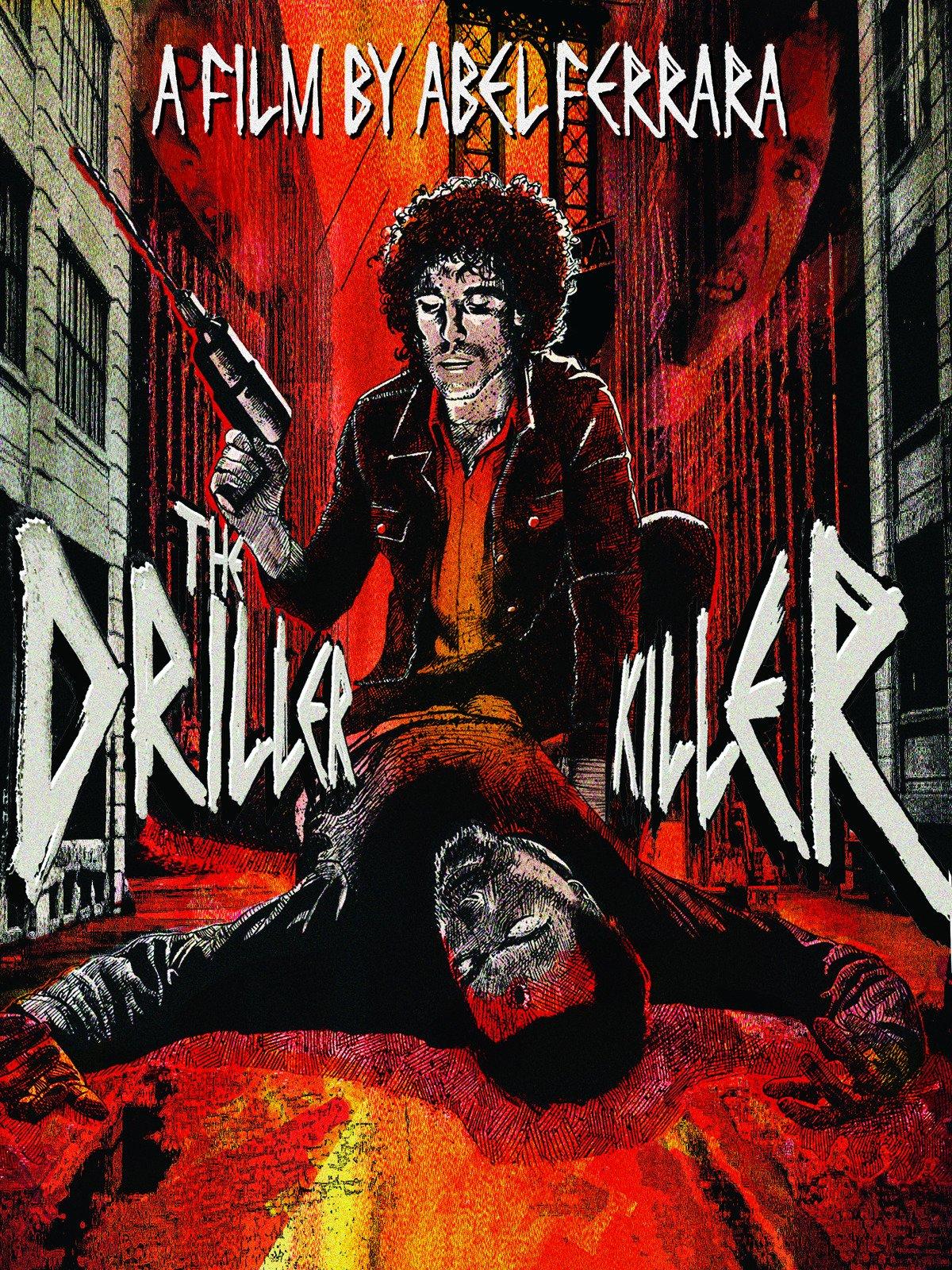The Driller Killer portada 3