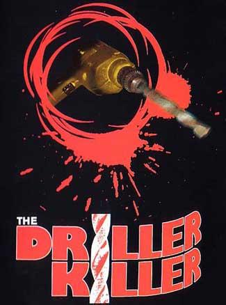 The Driller Killer portada 4