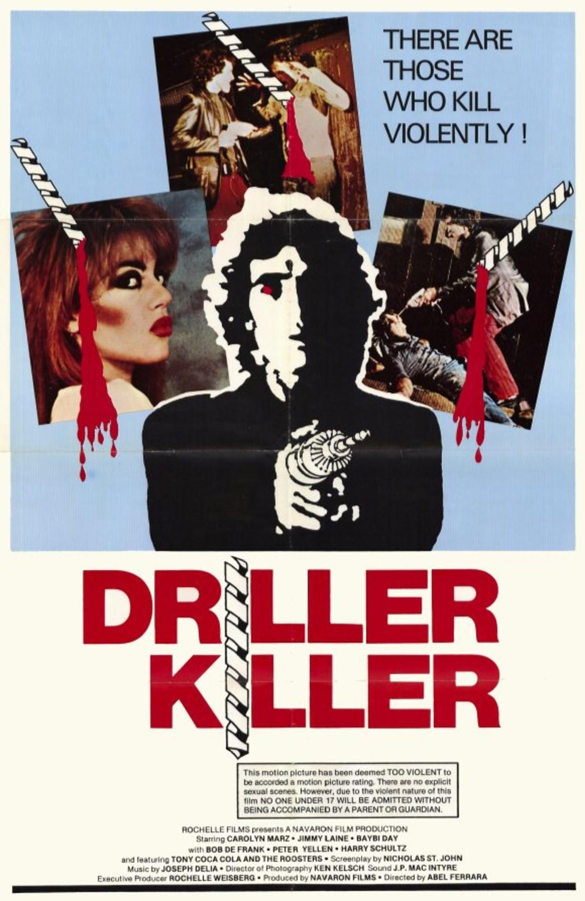 The Driller Killer Portada 5