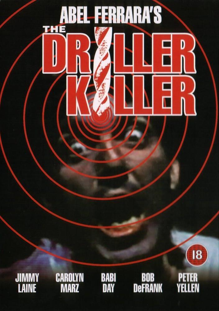 The Driller Killer portada 9